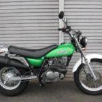 古いバイクの整備!(バンバン200)